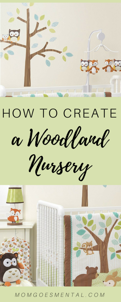 Create a Woodland Nursery