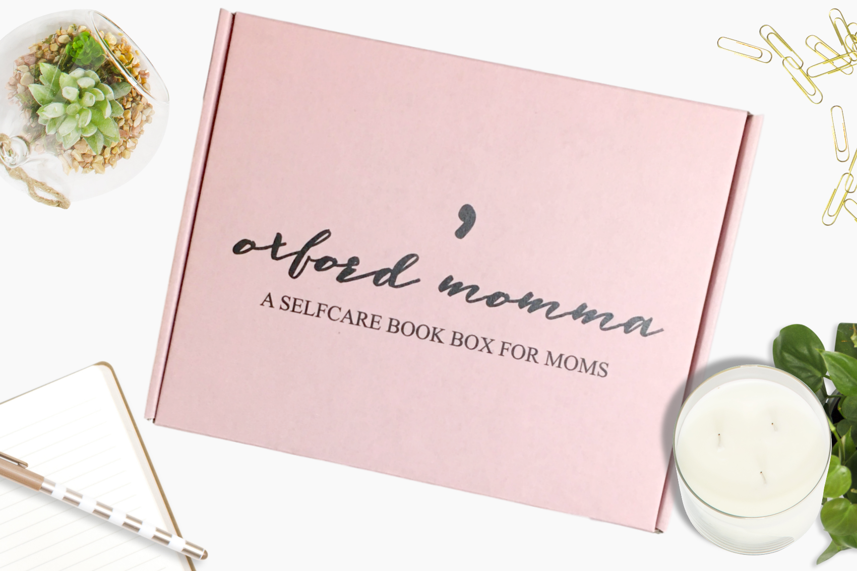 Oxford Momma - Self-Care Subscription Box for Moms