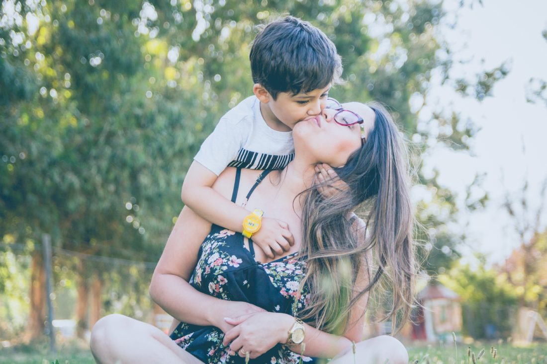 How to Be a Happier Mom