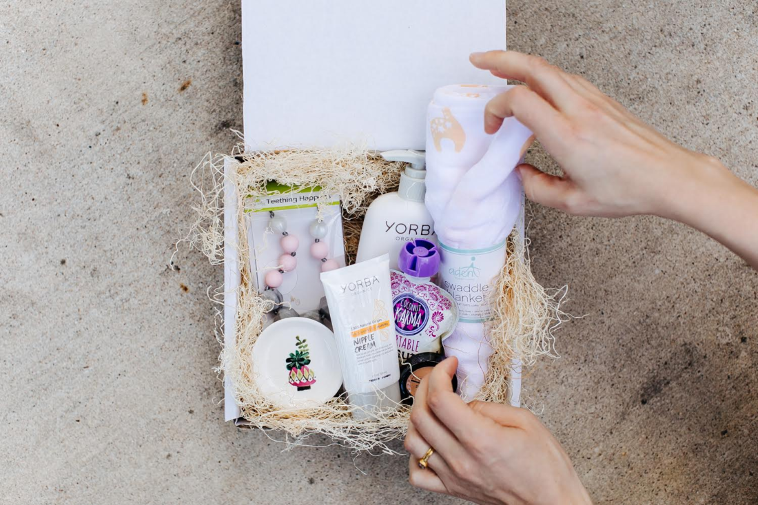 Mama Bird Box Subscription Boxes for Moms