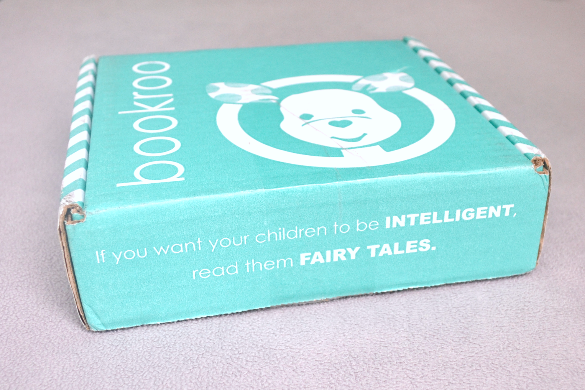 Bookroo Subscription Box Review - Subscription Box for Kids