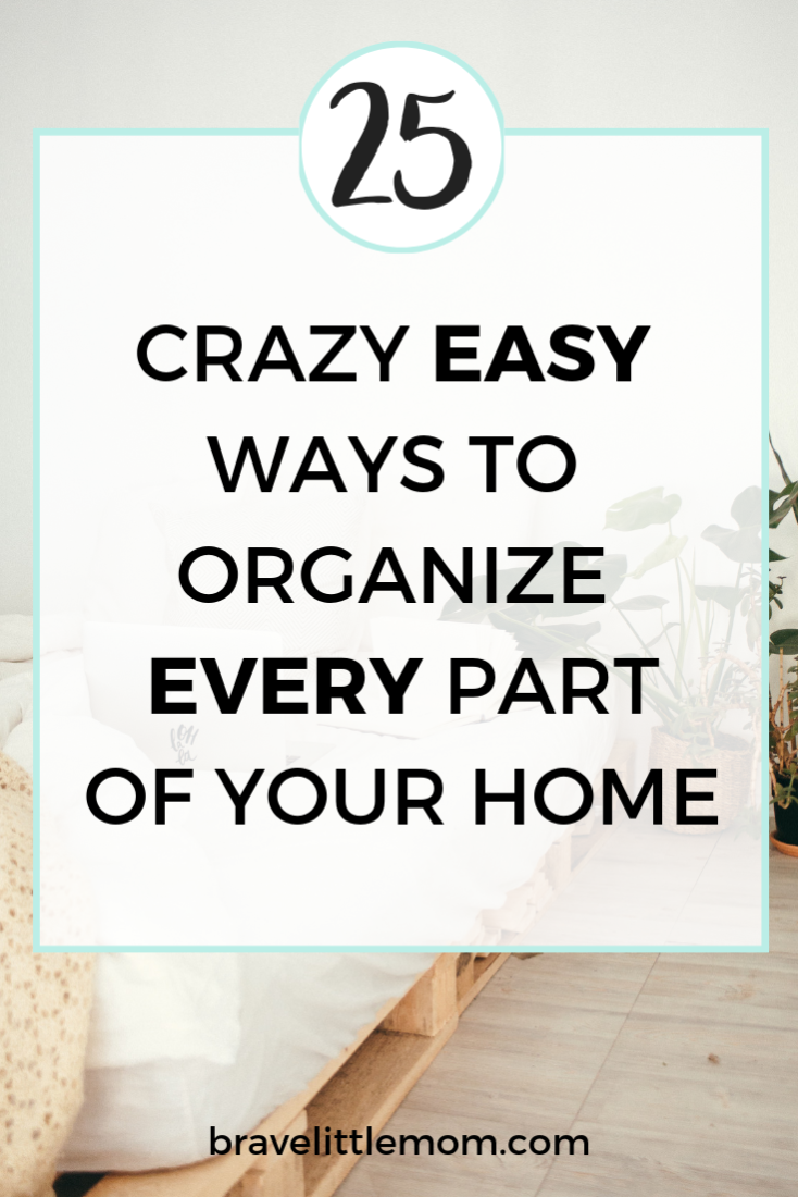 Easy Ways to Organize Your Home on a Budget