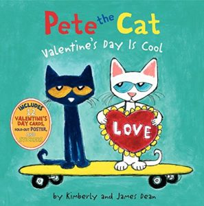 Pete the Cat Valentine's Day is Cool - Valentine's Day Books for Kids