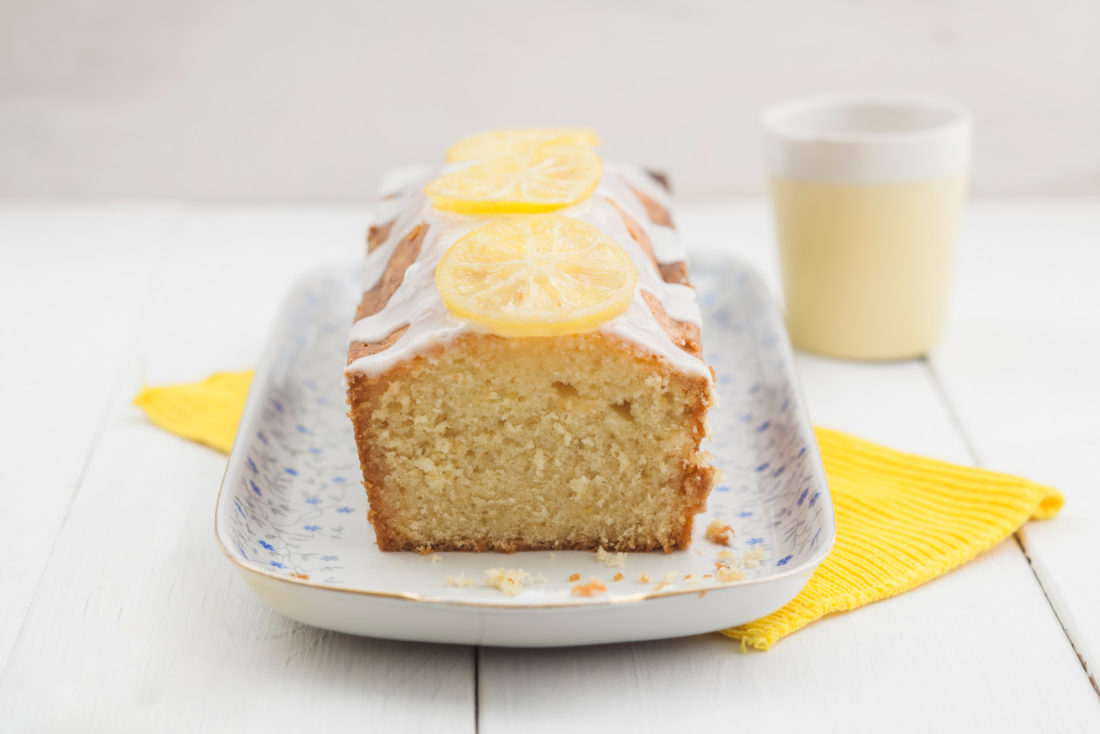 Lemon Cake Recipes - Self-Care for Moms from The Brave Little Mom Blog for Moms