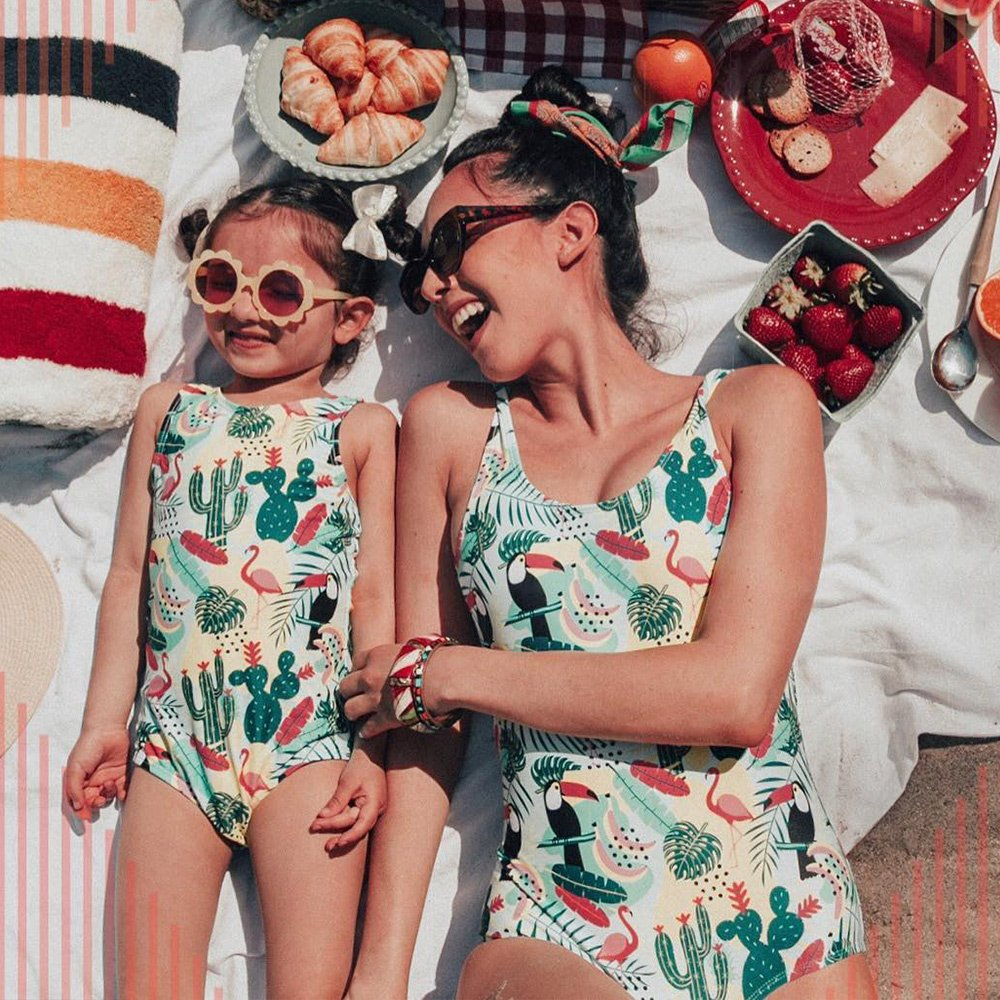 Yaffi Mommy and Me Swimsuit Giveaway - Giveaways for Women - Giveaways for Moms