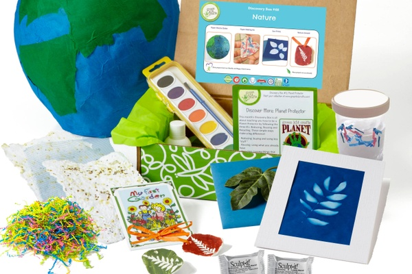 Green Kid Crafts - Subscription Boxes for Kids - Educational Kids Subscription Boxes