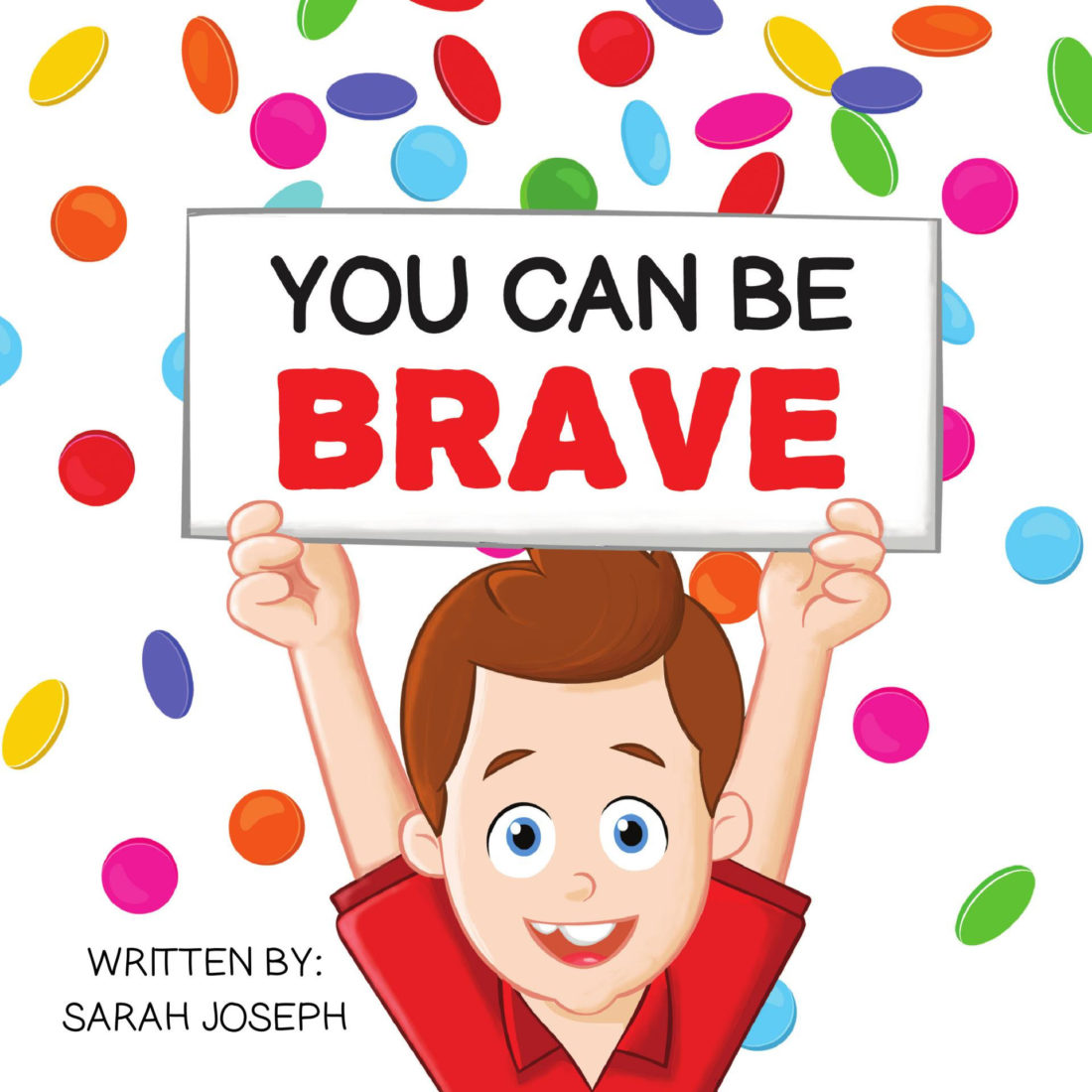You Can Be Brave - Best Books for Kids Summer Reading Lists from Brave Little Mom Blog for Moms