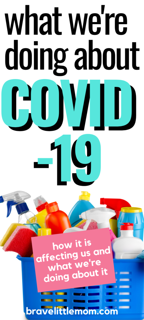 What We're Doing About COVID-19