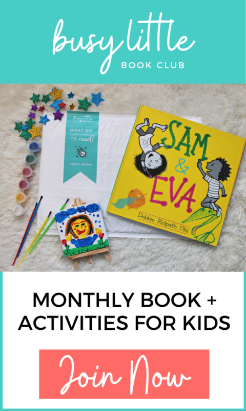 Busy Little Book Club Book Subscription for Kids